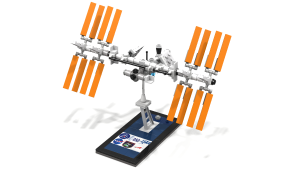 ISS Mini SpaceUp Signets